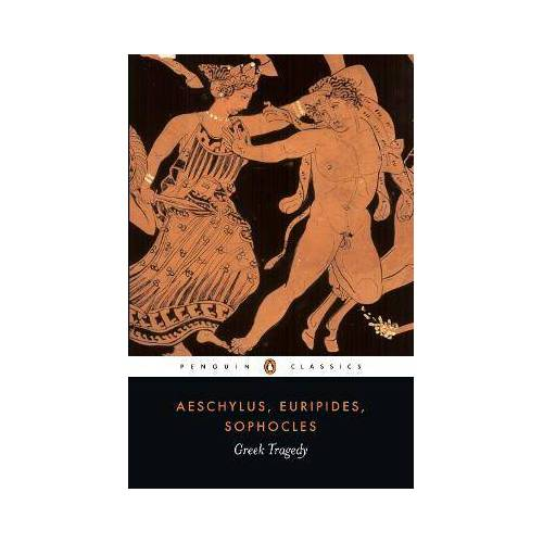 Aeschylus Greek Tragedy by Aeschylus