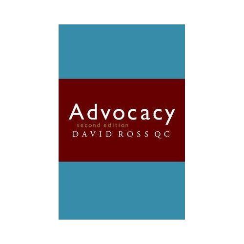 David Ross Advocacy by David Ross
