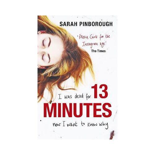 Sarah Pinborough 13 Minutes by Sarah Pinborough