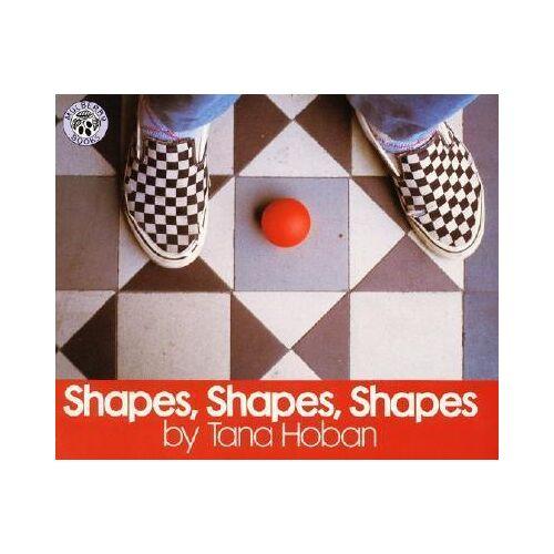 Hoban Shapes, Shapes, Shapes by Hoban