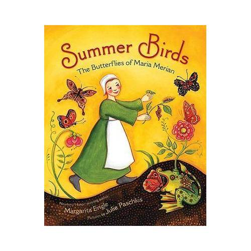 Margarita Engle Summer Birds by Margarita Engle