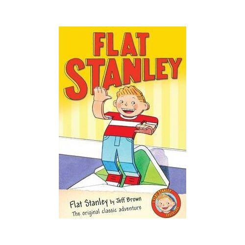 Jeff Brown Flat Stanley by Jeff Brown