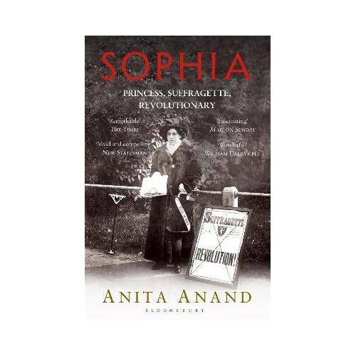 Anita Anand Sophia by Anita Anand