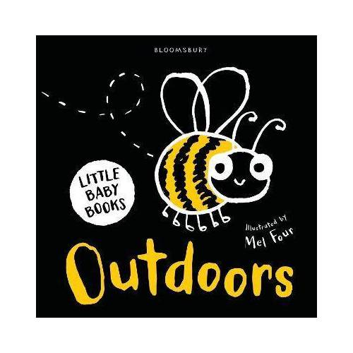 Mel Four Little Baby Books: Outdoors by Mel Four
