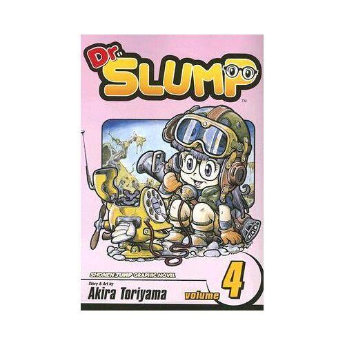 Akira Toriyama Dr. Slump, Vol. 4 by Akira Toriyama