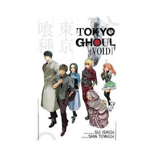 Shin Towada Tokyo Ghoul: Void by Shin Towada