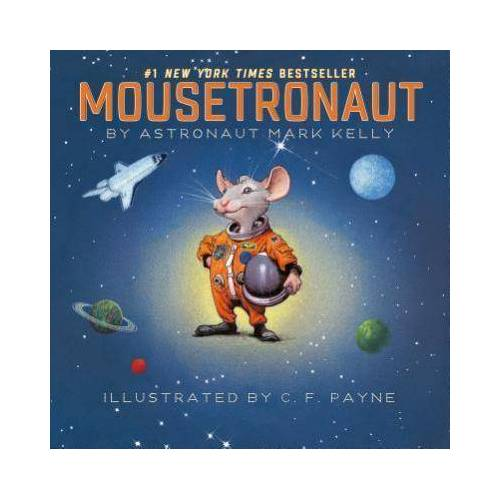 Mark Kelly Mousetronaut by Mark Kelly