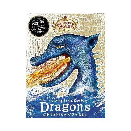 Cressida Cowell How to Train Your Dragon: Incomplete Book of by Cressida Cowell