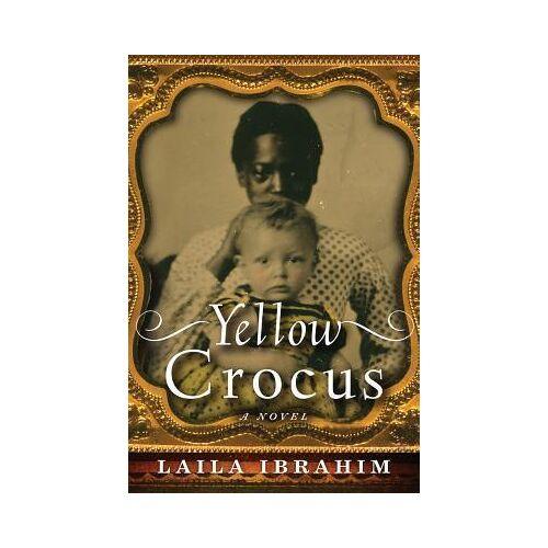 Laila Ibrahim Yellow Crocus by Laila Ibrahim