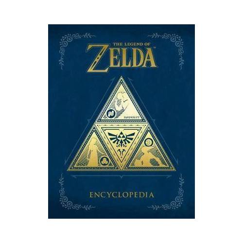 Nintendo The Legend Of Zelda Encyclopedia by Nintendo