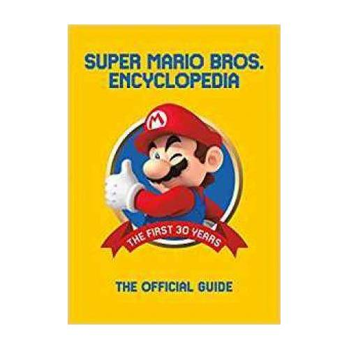 Nintendo Super Mario Encyclopedia by Nintendo