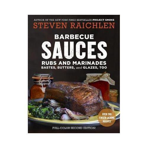 Steven Raichlen Barbecue Sauces, Rubs, and Marinades--Bastes, by Steven Raichlen