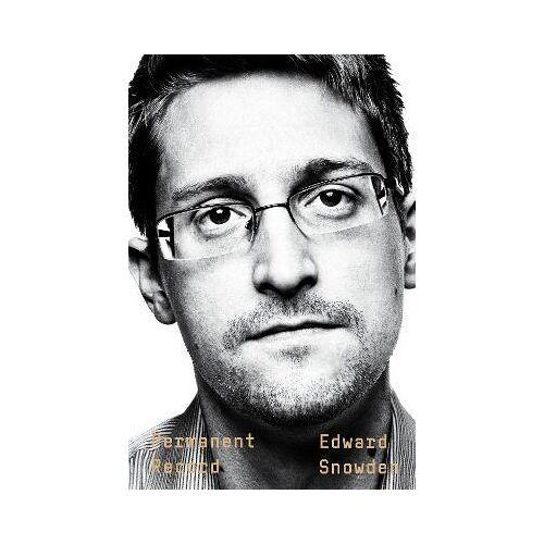 Edward Snowden Permanent Record by Edward Snowden