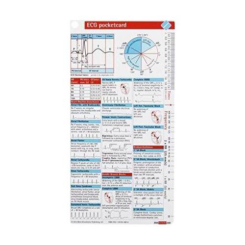 Bbp ECG Pocketcard by Bbp