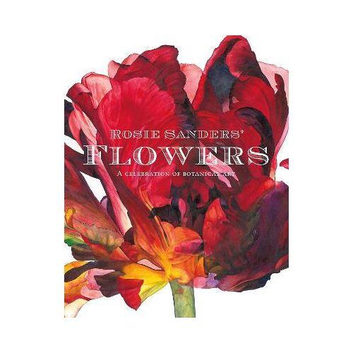 Rosie Sanders' Flowers by Rosie Sanders