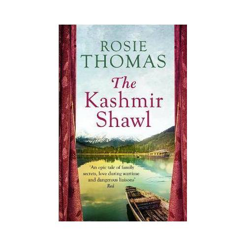 Rosie Thomas The Kashmir Shawl by Rosie Thomas