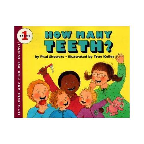Paul Showers How Many Teeth? by Paul Showers