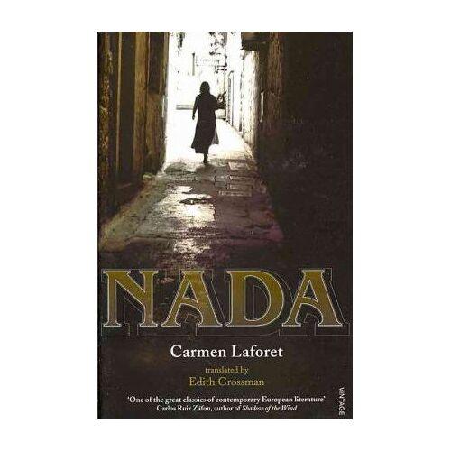 Carmen Laforet Nada by Carmen Laforet