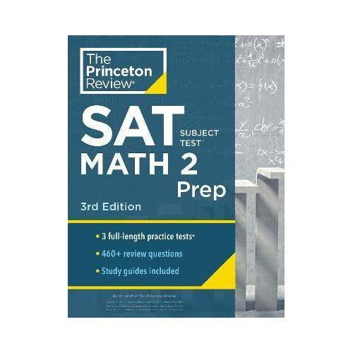 Princeton Review Cracking the SAT Subject Test in Math 2 by Princeton Review
