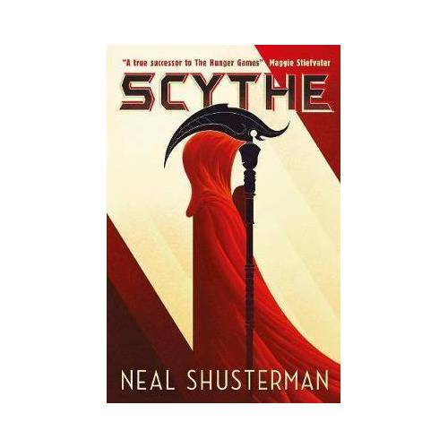 Neal Shusterman Scythe by Neal Shusterman