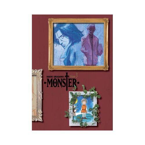 Naoki Urasawa Monster by Naoki Urasawa