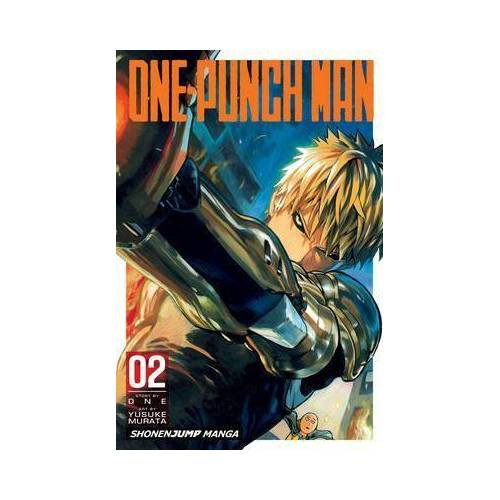 One-Punch Man, Vol. 2 by One