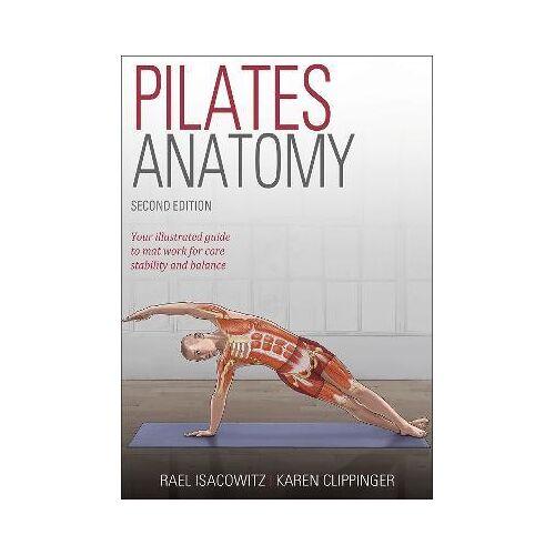 Rael Isacowitz Pilates Anatomy by Rael Isacowitz