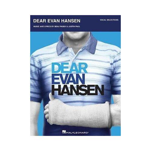 Benj Pasek Dear Evan Hansen by Benj Pasek