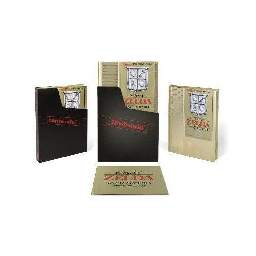 Nintendo The Legend Of Zelda Encyclopedia Deluxe Edition by Nintendo