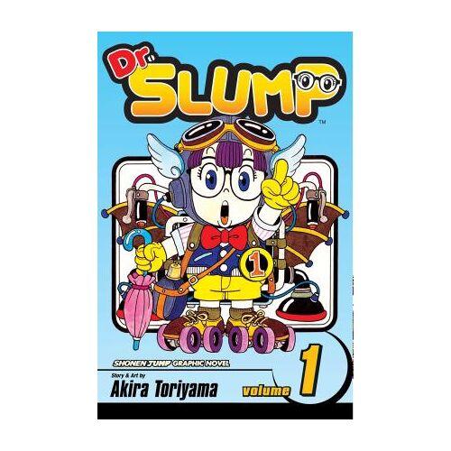 Akira Toriyama Dr. Slump, Vol. 1 by Akira Toriyama