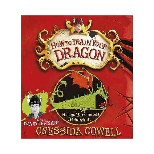 Cressida Cowell How to Train Your Dragon by Cressida Cowell