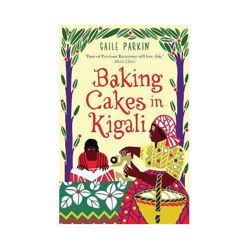 Gaile Parkin Baking Cakes in Kigali by Gaile Parkin
