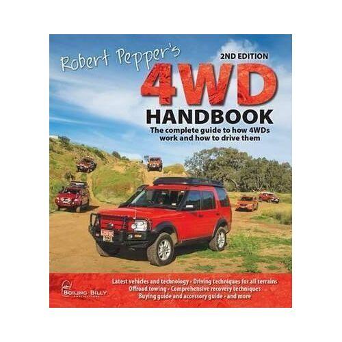 Robert Pepper's 4WD Handbook by Robert Pepper
