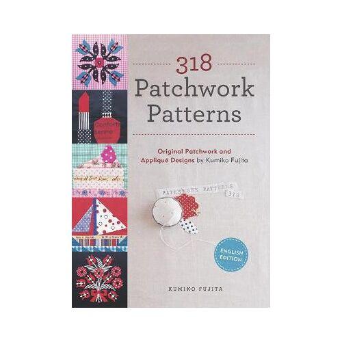 Kumiko Fujita 318 Patchwork Patterns by Kumiko Fujita