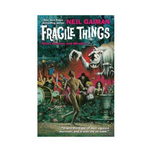 Neil Gaiman Fragile Things by Neil Gaiman