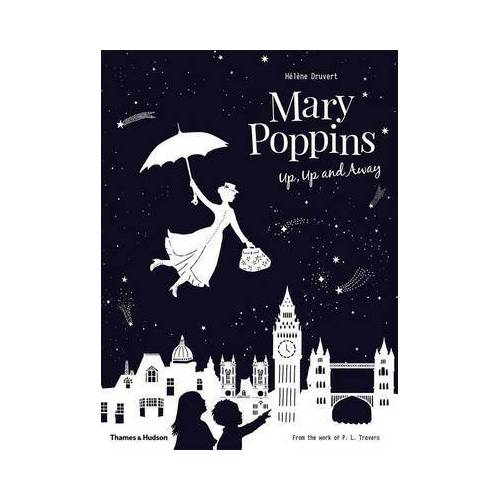 HELENE DRUVERT Mary Poppins Up, Up and Away by HELENE DRUVERT