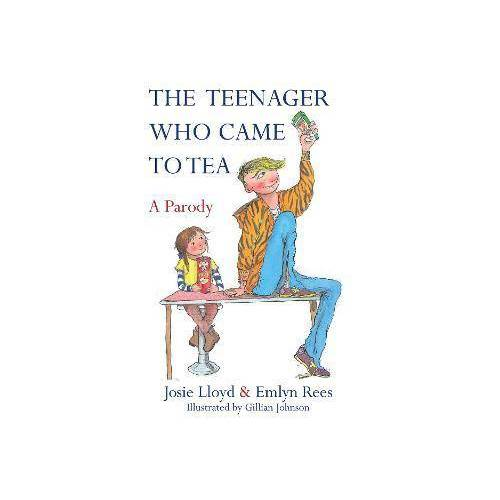 Emlyn Rees The Teenager Who Came to Tea by Emlyn Rees