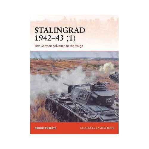 Robert Forczyk Stalingrad 1942-43 (1) by Robert Forczyk