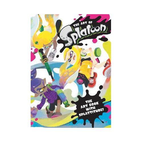 Nintendo USA The Art Of Splatoon by Nintendo USA