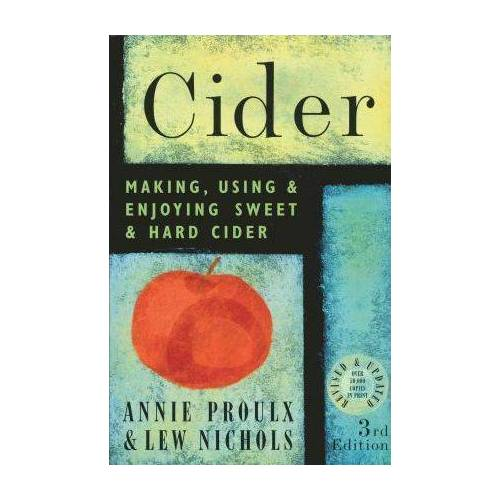 Annie Proulx Cider by Annie Proulx