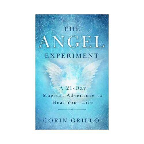 Corin Grillo The Angel Experiment by Corin Grillo