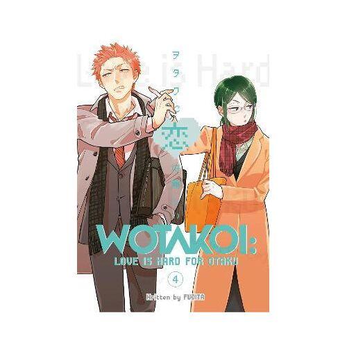 Fujita Wotakoi: Love Is Hard For Otaku 4 by Fujita