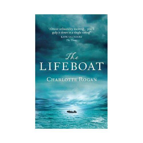 Charlotte Rogan The Lifeboat by Charlotte Rogan