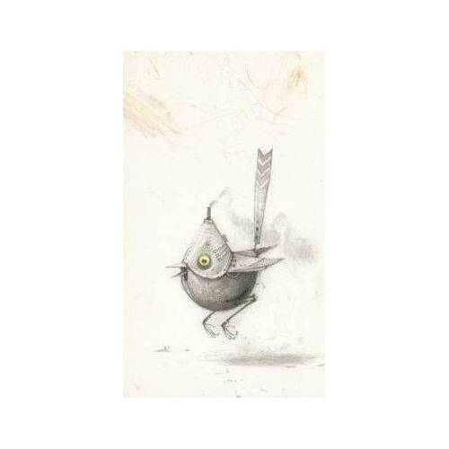 Shaun Tan Notebook - Bee Eater (Yellow) by Shaun Tan