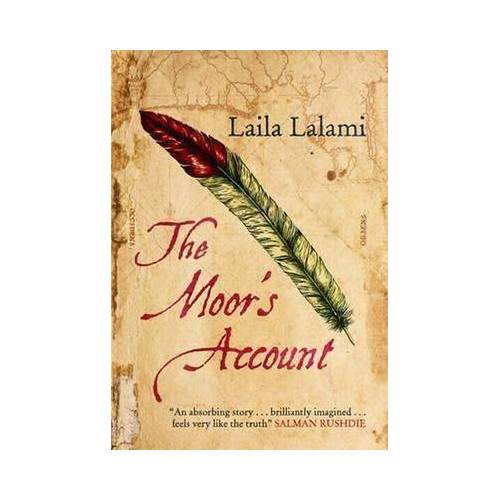Laila Lalami The Moor's Account by Laila Lalami