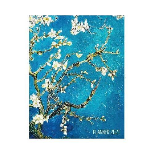 Shy Panda Notebooks Vincent Van Gogh Planner 2021 by Shy Panda Notebooks