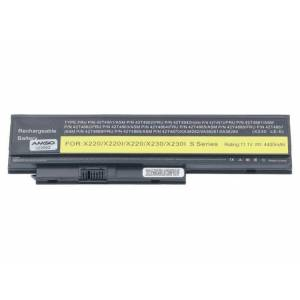 IBM Nowa bateria Lenovo ThinkPad X230 X220 X230i X220i 4400mAh