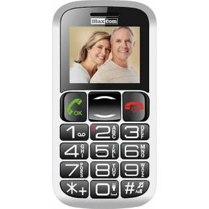 Nowy Telefon dla seniora Maxcom Comfort MM462BB