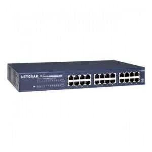 Netgear Switch niezarządzalny Netgear JGS524 24 x 10/100/1000 Mb/s rack