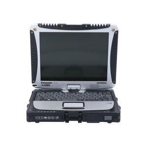 Panasonic Toughbook CF-19 MK6 i5-3320M 8GB 120GB SSD 1024x768 Klasa A Bez Rysika Windows 10 Home